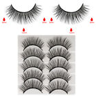 Купить 10 Pcs Magnetic False Eyelashes Lashes with Magnetic Liquid Eyeliner Kit