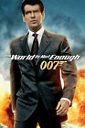 The World Is Not Enough 007 1 Movie Poster Canvas Picture Wall Art Decore £4.0 GBP on eBay
