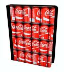 Coca Cola Small Cans Pallet Pack Bottle Pattern Flip Leather Case For iPad £13.99  on eBay