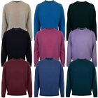 Pringle Mens Lambswool Crew Neck Jumper New Soft Warm Wool Sweater Golf Pullover