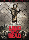 George A Romero's Land of the Dead DVD Living Dead Zombies Horror Scary Movie