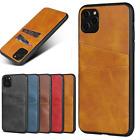 For Iphone 11 Pro Max Xs Xr 7 8 Plus Leather Wallet Case Card Slot Pocket Cover