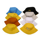 Fashion Women Breathable Double-Sided Cotton Bucket Hat Hunting Fishing Sun  LY