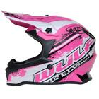 Wulfsport Cub Off Road Pro Motocross Helmet Kids Motorcross ATV Crash Lid