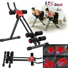 Ab Cruncher Abdominal Trainer Fitness Exercise Loss Weight Equipment LCD Machine image