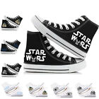 Unisex Star Wars Lovers Canvas Shoes Casual Fashion Skidproof Sports Sneakers $16.14 USD on eBay