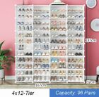 612Tier-Shoe-Rack-Storage-Drawer-Door-Unit-Cube-Organizer-Cabinet-Shelf-Closet