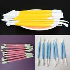 8pcs Clay Sculpting Set Carving Pottery Tools Shapers Polymer Modeling New image