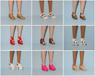 Assorted Lot of Dress  Casual Shoes Genuine BARBIE for Tall  Curvy -You Choose