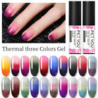 PICT YOU Thermal Soak Off UV Gel Nail Polish Color-changing Temperature Nails