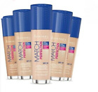 Rimmel match perfection foundation Various shades