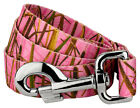 Country Brook Design® Pink Waterfowl Camo Dog Leash