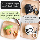 !!!!!!!Star Wars Earphone Cases For Apple Airpods 1 2 Silicone case protector $4.81 USD on eBay