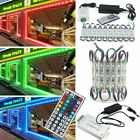 US 10 500ft RGB Store Front 3 LED Window Module Supper Bright Sign Display Lamp
