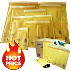 Arofol Genuine Gold Bubble Padded Envelopes Mailers Bags *all Sizes / Qty's*