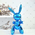 Jeff Koons Balloon Rabbit Sculpture Decoration Art Craft Creative Statue Gift