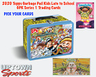 2020 Garbage Pail Kids Series 1 Late To School - Pick Your Cards