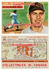 "GUS TRIANDOS 1956 Baltimore Orioles =POSTER Not Baseball Card 10SIZES 18""-4.5 FT on Ebay"