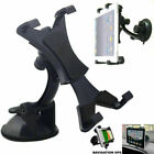 """US Car Windshield Suction Mount Holder Cradle Stand For RCA 7"""" 8"""" 10.1"""" Tablets"""