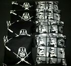 Star Wars fabric 8 cornhole ACA regulation cornhole bags Darth Vader Party Bag $47.99 USD on eBay