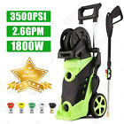 3500PSI-28GPM-Electric-Pressure-Washer-1800W-High-Power-Water-Cleaner-Machine