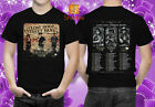 Lost Dog Street Band Winter Tour 2020 Black T-shirt 2 Sides S-5XL image
