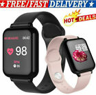 BEST B57C Smart Watch Women Man Watch Blood Presure Heart Rate Smartphone US HOT