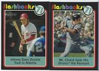 2020 Topps Heritage BASEBALL FLASHBACKS Insert Complete Your Set - You Pick!