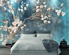 3D Plum Blossom B8895 Wallpaper Wall Mural Removable Self-adhesive Sticker Zoe