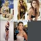 Amber Heard - Pack of 5 Prints - 6x4 8x12 A4 - Choice of 35 Hot Sexy Photos