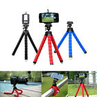 Universal Octopus Stand Tripod Mount Holder Plastic Samsung iPhone Cell Phone