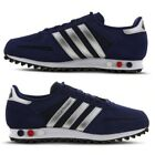 NEW Adidas LA Trainer Navy White Silver Red Men Trainers All Sizes Limited Stock