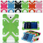 US Universal Kids Shockproof Silicone Cover Case For 7