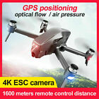 Mark300 Brushless GPS RC Drone Quadcopter w/ Camera 4K 5G Wifi FPV Optical T3Z6