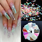 Nail Glitter Sequins Holographics Flakes Paillette Star Nail Art Decoration Tips