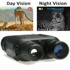 HD Digital Night Vision CAMERA Infrared Hunting Binoculars Scope IR Video Zoom image