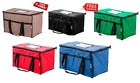 Insulated Catering Delivery Chafing Dish Food Full Pan Carrier Nylon Bag Storage