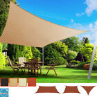 Sunshade Sail Garden Patio Awning Canopy Oxford Fabric Waterproof  90% UV Block
