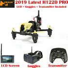 Hubsan X4 H122D Pro Downpour FPV Racing Drone w/ 720P HD+ LCD FPV Goggles,High Ver