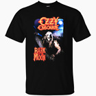 New! Bark at the Moon-Ozzy Osbourne Band T-shirt Tee Men Size S to 234XL image