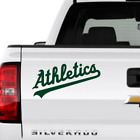 Oakland Athletics Logo Vinyl Decal on Ebay