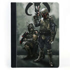 Boba fett Star Wars The Clone Wars Wallet Tablet Leather Case Cover
