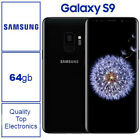 New Samsung Galaxy S9 Sm-960f 64gb Black Gold Blue Purple Australian Stock