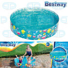 Bestway Children Paddling Pool, Garden Fun, Inflatables, Pump , Swim, Water
