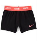Nike Dri Fit Girls Trophy Short Available In 2 Colors Grey/Black  Black/Fuchsia