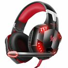 KOTION EACH G2000 headphone luminous earphone Gaming headset gamer with micropho