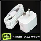 Genuine Apple Wall Charger Adapter for iPhone 5 6 7 8 X XS