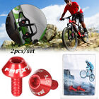 Mountain Bike Aluminum Alloy Bolts Holder Cage Screw Stainless Steel Screw