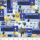 Купить 100% Cotton Fabric Military & Patriotic Variety of Choices by the Yard