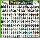 Star Wars Minifigures obi-wan darth vader Jedi Ahsoka yoda Skywalker han solo $2.29 USD on eBay